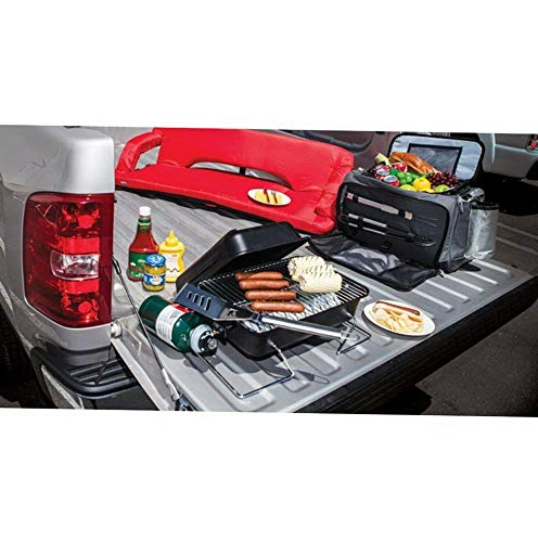 (Mikash Vulcan Tailgating Cooler and BBQ Set, One Size   Model GRLLST - 87)