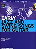 Early Jazz & Swing Songs: Acoustic Guitar Method Songbook