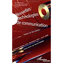 Nouvelles technologies de communication: