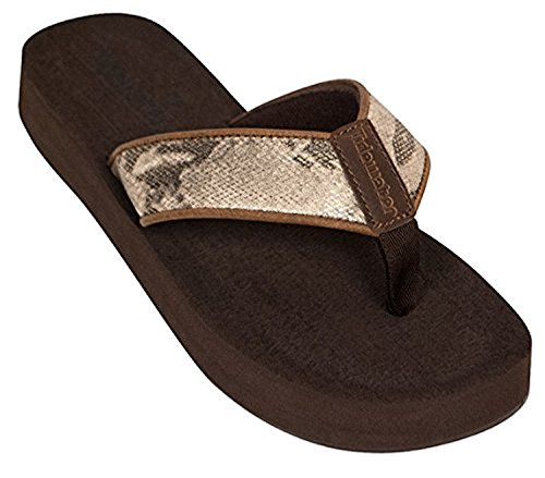 Brown Tidewater Gold Brown Turquoise Women's amp; Sandals xxwXq10f
