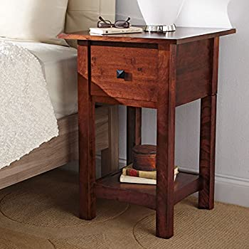 Amazon Home Defense Night Stand with Hidden Firearm Safe