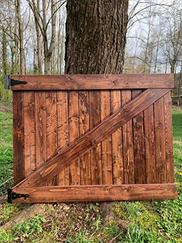 - Farmhouse Barn Door Baby and Pet Gate