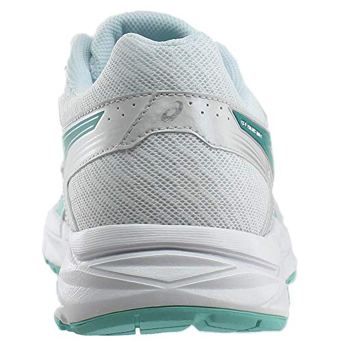 aruba De White Course Gel Synthétique Chaussure 4 contend silver Blue Asics Large zqY8ZYw