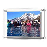 Acrylic Wall Hanging Photo Frames, Holds Biggest Pictures - Best Reviews Guide