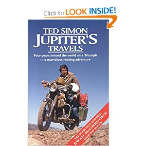 Jupiters Travels: Four Years Around the World on a Triumph Ted Simon