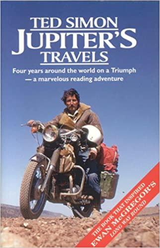 Jupiters Travels book cover