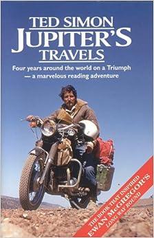 Jupiter S Travels Audiobook