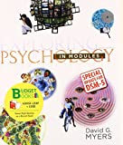 Exploring Psychology in Modules (Loose Leaf) with DSM5 Update and LaunchPad 6 Month Access Card, Myers, David G., 1464189625