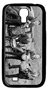 Beatles band Rectangle Personalized Protective Case for Galaxy S4 by icasepersonalized