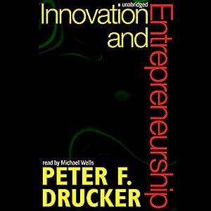Innovation and Entrepreneurship Audiobook