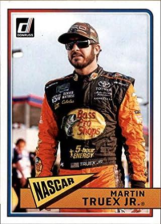 Racing Card Auto Racing Cards 2006 Press Pass Eclipse #41 Martin Truex Jr Jr