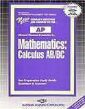 AP Mathematics: Calculus AB/BC, Jack Rudman, 0837362148
