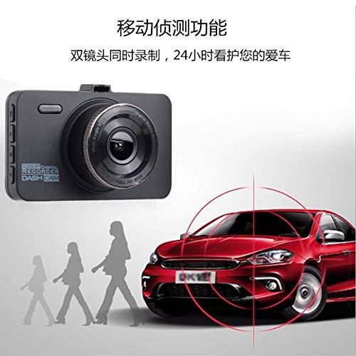 Semoic Auto 1080P HD Dash Cam Voiture Dvr Enregistreur Vid/éo Capteur G Cam V/éhicule Avi Enregistreur De Conduite
