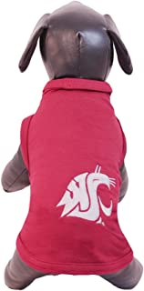product image for NCAA Washington State Cougars Cotton Lycra Dog Tank Top