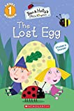 The Lost Egg (Ben & Holly's Little Kingdom: Level 1 Reader)