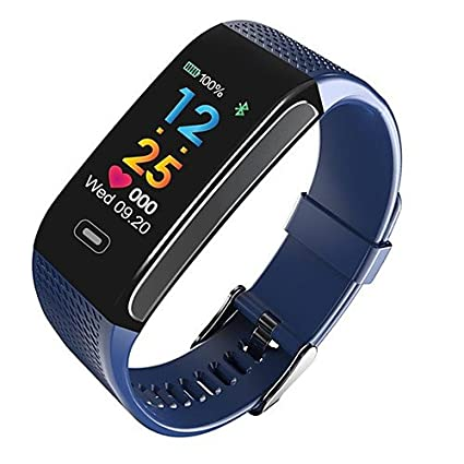 Amazon.com: Smart Watch Bluetooth Water Resistant Touch ...