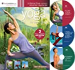 Yoga for Weight Loss (Deluxe 3 DVD se...