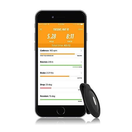 Lumo Lift Postura Entrenador y Actividad, Unisex, Personal Running Form Coach and Mobile Performance, Negro, n/a: Amazon.es: Deportes y aire libre