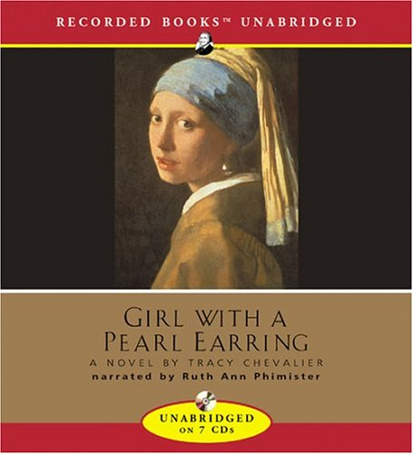 Girl Pearl Earring Tracy Chevalier product image