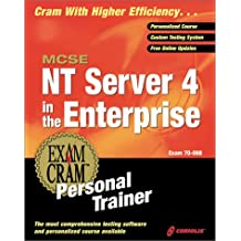 MCSE NT Server 4 in the Enterprise Exam Cram Personal Trainer with CDROM