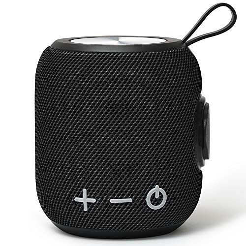 Portable Bluetooth Speaker,Bluetooth 5.0 Dual Pairing Loud Wireless Mini Speaker, 360 HD Surround Sound & Rich Stereo Bass,12H Playtime, IPX6 Waterproof for Travel, Outdoors, Home and Party
