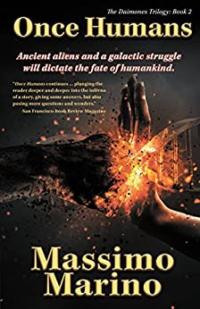 Once Humans: Daimones Trilogy, Vol.2 by [Marino, Massimo]