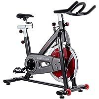 Sunny Health & Fitness SF-B1002/C Indoor Cycle Trainer 49 Lb. Flywheel