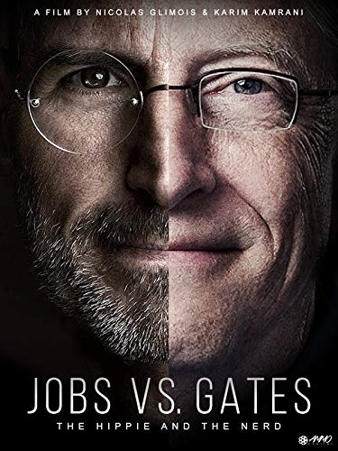 Jobs Vs Gates: The Hippie And The Nerd