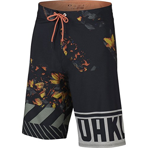 Oakley Men's Lowers 21 Boardshort, Blackout, - Store Oakley Usa