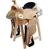 Texas Westernattel piel de búfalo de alta calidad