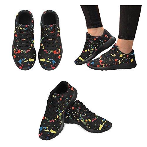 Scarpe Da Corsa Da Donna Winterprint Jogging Scarpe Da Ginnastica Leggere Sportive A Piedi Sneakers Atletiche