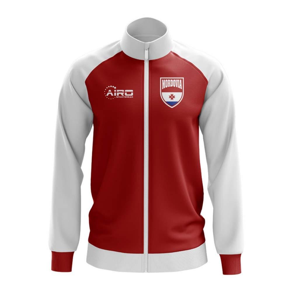 Airo Sportswear Mordovia Concept Football Track Jacket (ROT)
