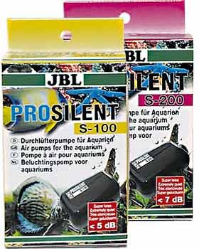 JBL ProSilent air pump accessories