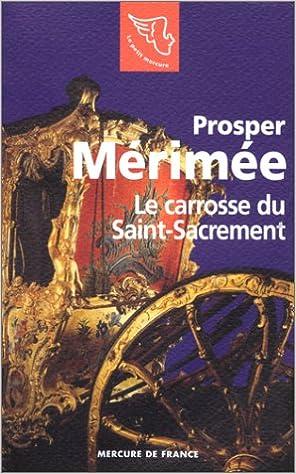 En ligne téléchargement gratuit Le Carrosse du Saint Sacrement epub, pdf