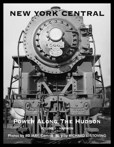 Read Online New York Central Power Along the Hudson, Vol. 1: Harmon PDF