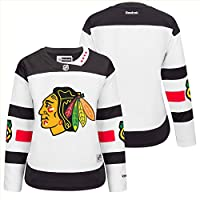 Chicago Blackhawks Women's 2016 Stadium Series Premier Jersey by Reebok