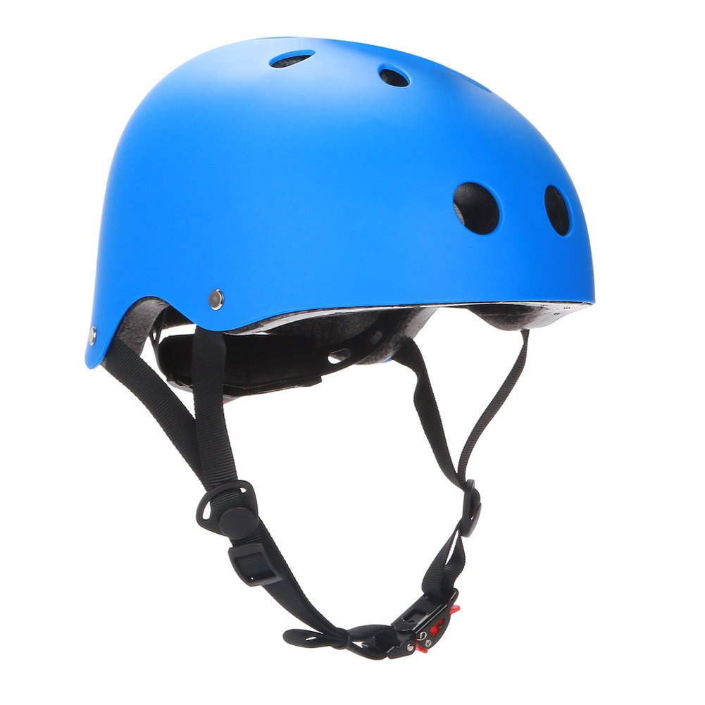 Dtown Multi-sport Blue Airsoft Helmet for BMX Bike Bicylce Cycling Skate Skateboard