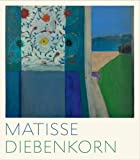 img - for Matisse/Diebenkorn book / textbook / text book