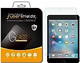 Supershieldz for iPad Mini 4 Tempered Glass Screen Protector, Anti-Scratch, Anti-Fingerprint, Bubble Free, Lifetime Replacement Warranty