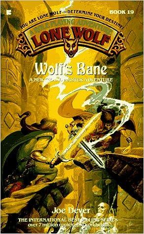 Wolf's Bane (Lone Wolf): Joe Dever: 9780425149768: Amazon