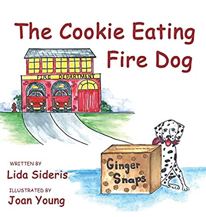 The Cookie Eating Fire Dog