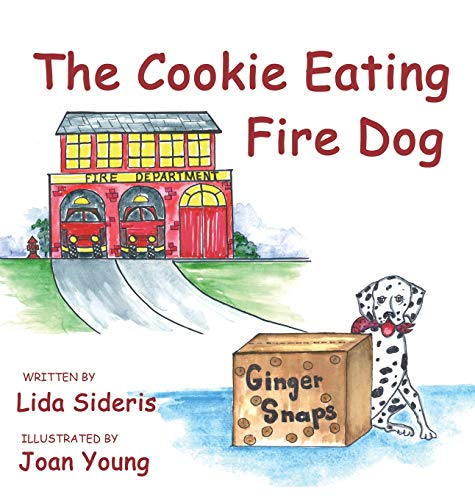 (The Cookie Eating Fire Dog )