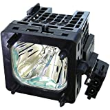 WOWSAI TV Replacement Lamp in Housing for Sony KDS-50A2000, KDS-50A2020, KDS-50A3000 Televisions