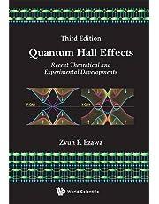 Quantum Hall Effects
