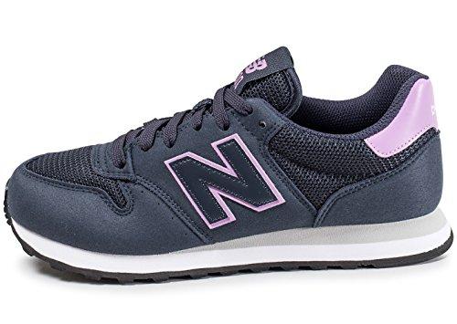 New Balance Gw500 Damen Sneaker Marine - Rosa