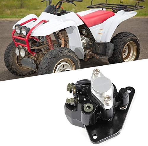 YFZ450 04-05 Banshee 350 87-06 Qiilu Rear Brake Caliper Assembly Compatible with Yamaha Wolverine 350 95-05 Raptor 250 08-13 Raptor 350 04-13 Blaster 200 03-06 Raptor 660 01-05