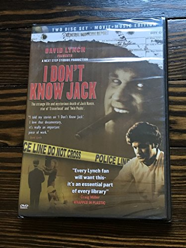 I Don't Know Jack by E1 ENTERTAINMENT (KOCH)