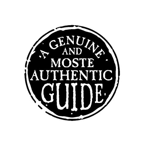 A Genuine and Moste Authentic Guide: Knight: A Noble Guide for Young Squires (Genuine & Moste Authentic Guides)