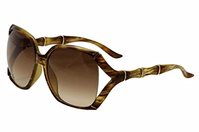 Amazon.com: Gucci GUCCI 3508/S - Gafas de sol rectangulares ...