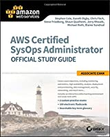 AWS Certified SysOps Administrator Official Study Guide: Associate Exam Front Cover